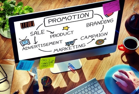 42941284 - promotion advertisement sale branding marketing concept